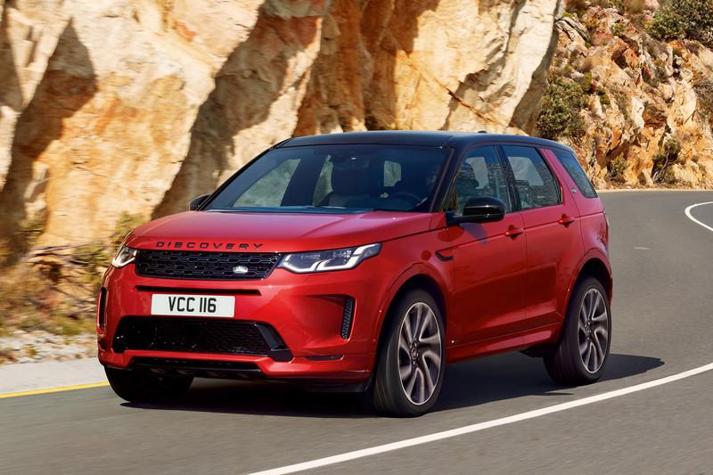 Land Rover Discovery Sport krijgt opfrisbeurt
