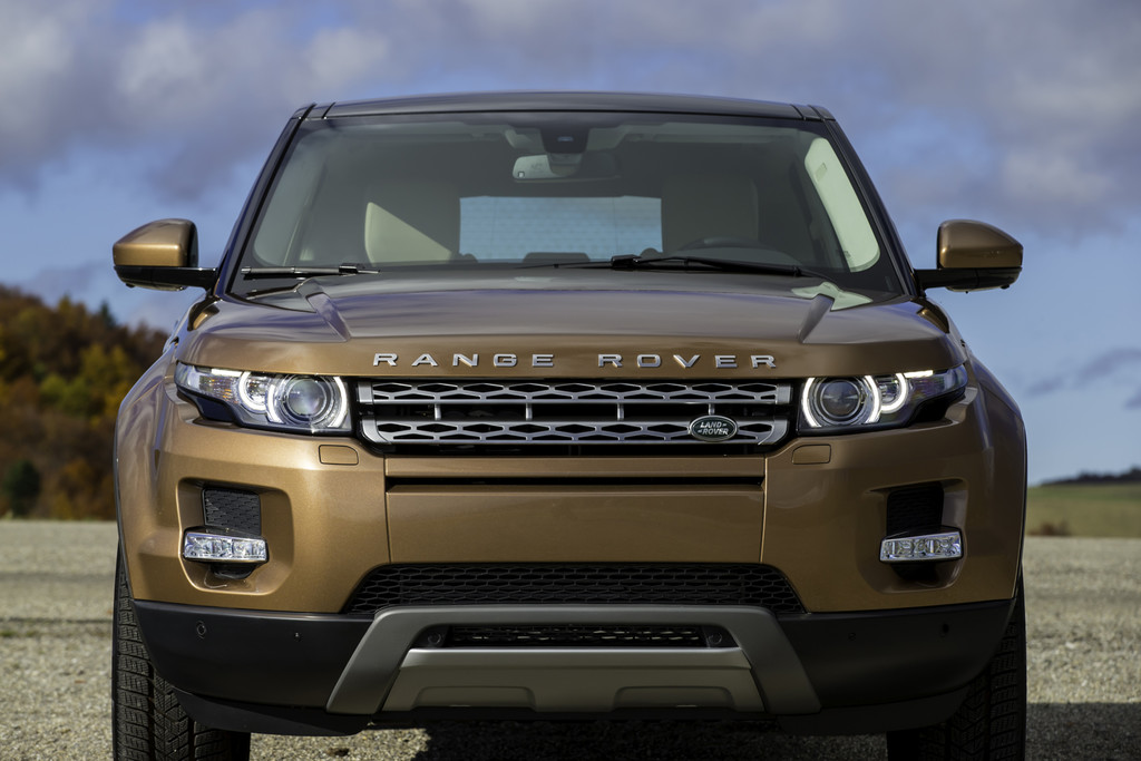 prijzen range rover evoque 2014 autonieuws. Black Bedroom Furniture Sets. Home Design Ideas
