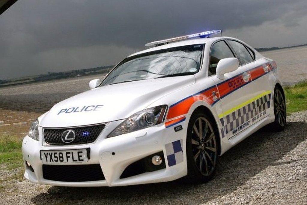 Lexus Is F Voor Britse Politie Autonieuws Autokopen Nl
