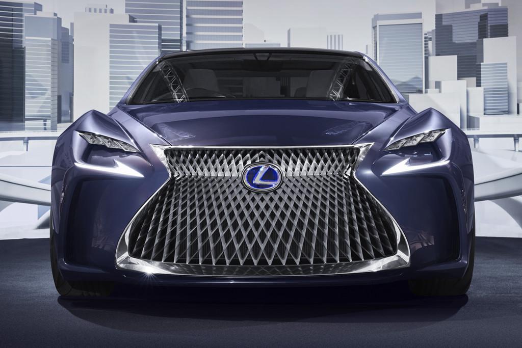 Lexus Bevestigt Nieuwe Ls Rijdt Op Waterstof Autonieuws