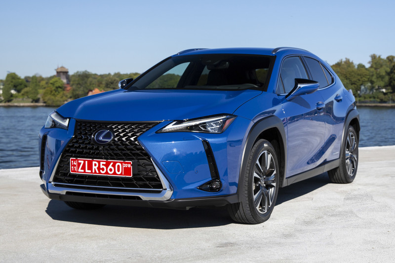 Alle prijzen en specificaties Lexus UX bekend