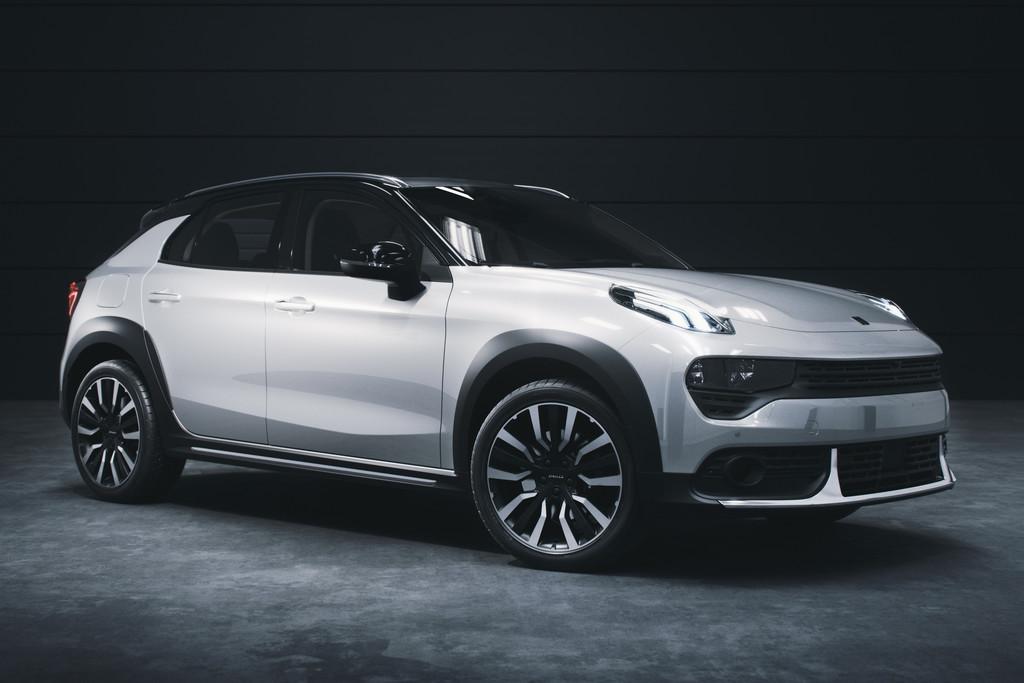 Chinees Automerk Lynk Co Presenteert Tweede Model Autonieuws