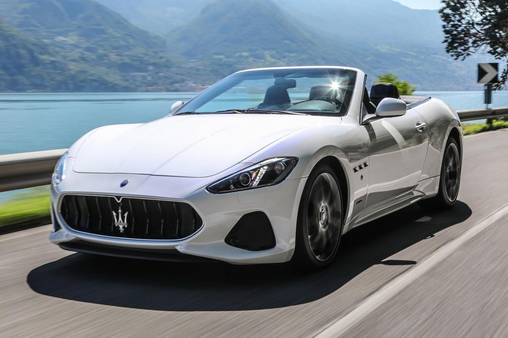 Maserati Granturismo Mc >> Prijzen vernieuwde Maserati GranTurismo en GranCabrio ...