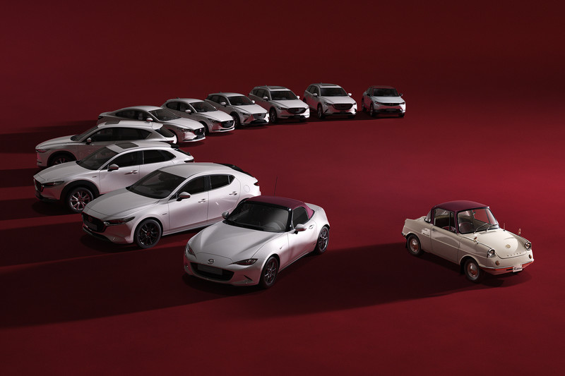 Mazda komt met 100th Anniversary Special Edition van CX-30