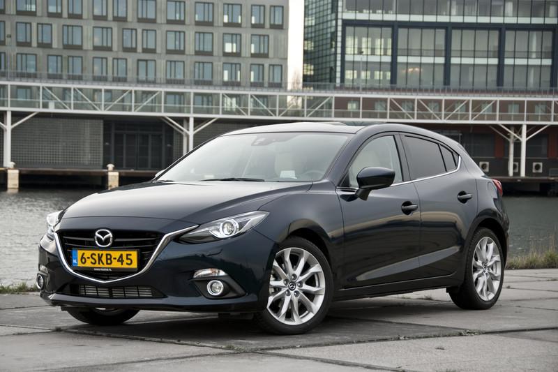 Test: Mazda 3 - 2014 | Autokopen.nl