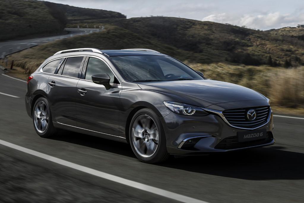 Update Mazda 6 Stillere Dieselmotor En Nieuwe Technieken
