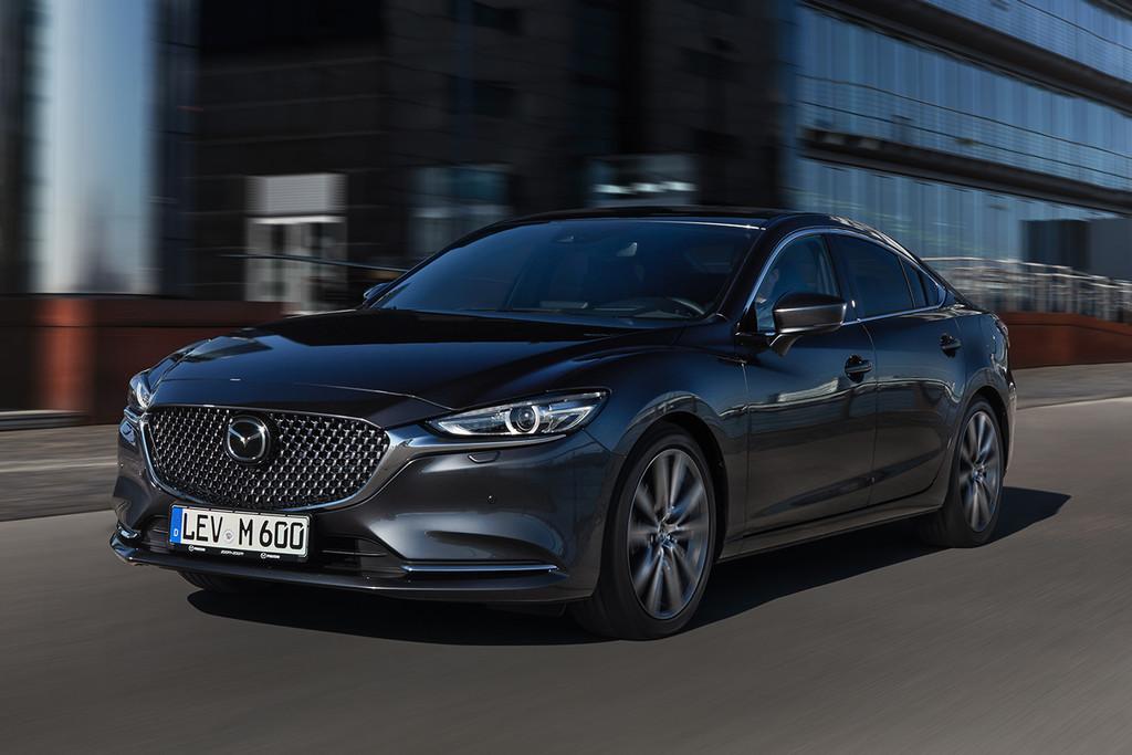 Vernieuwde Mazda 6 Vanaf 36990 Euro Autonieuws Autokopennl