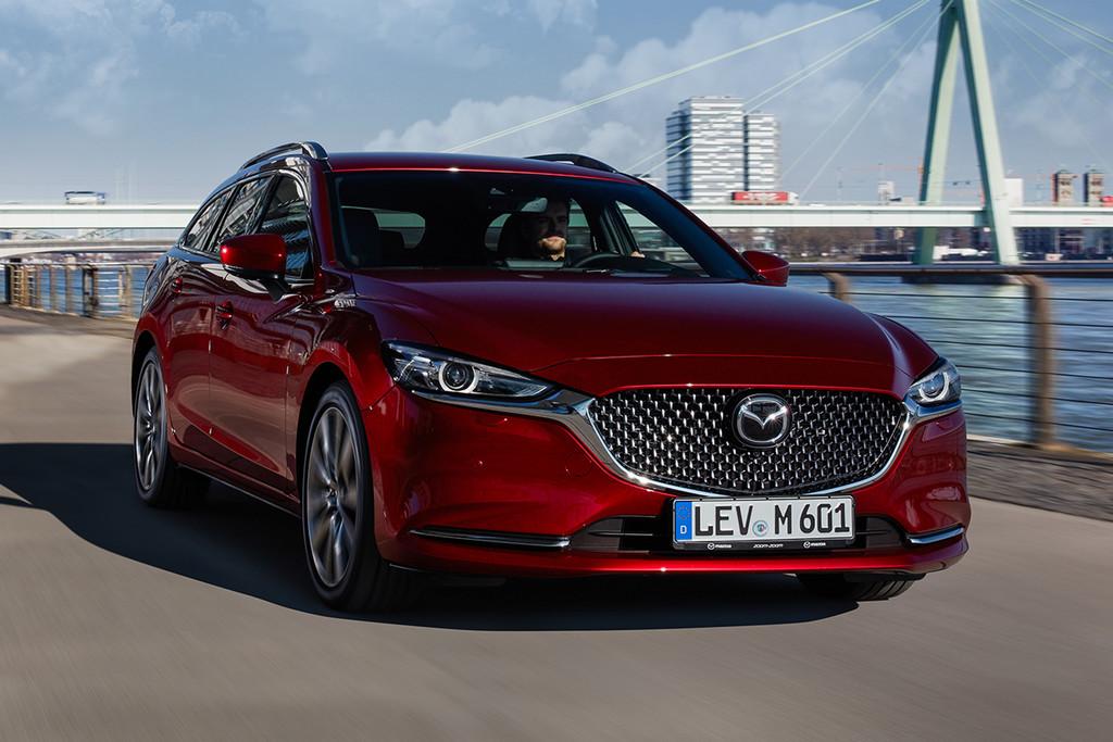 Mazda Maakt Overige Prijzen Vernieuwde 6 Bekend Autonieuws
