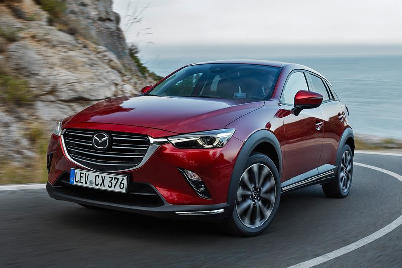 Tot 2.500 euro extra inruilwaarde bij Mazda