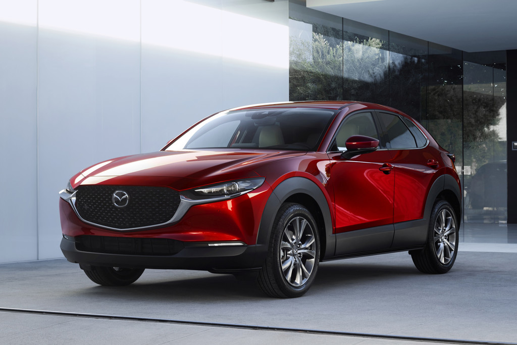Goede Nieuws: Mazda CX-30 valt tussen CX-3 en CX-5 in | Autokopen.nl VD-71