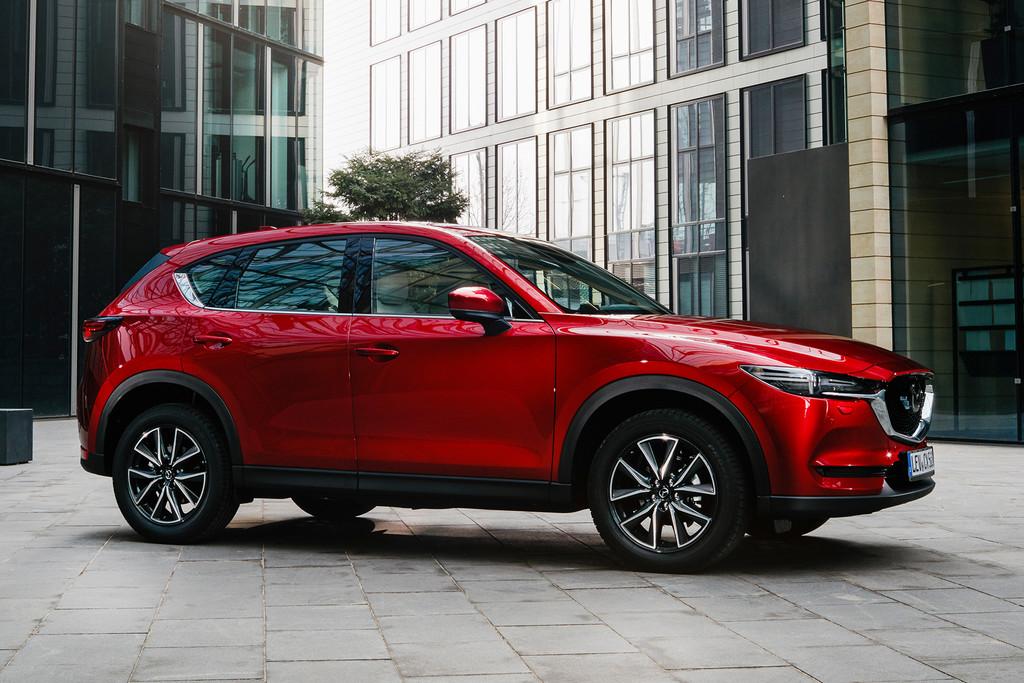 Mazda Cx 5 Diesel >> Nieuwe Mazda CX-5 verkrijgbaar vanaf 30.990 euro - Autonieuws | Autokopen.nl