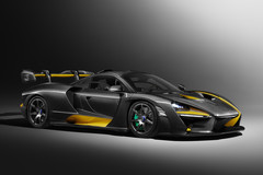 McLaren Senna 2018 Carbon Theme by MSO