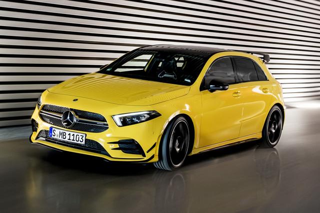 Nieuws Mercedes Amg A 35 4matic Onthuld Autokopen Nl