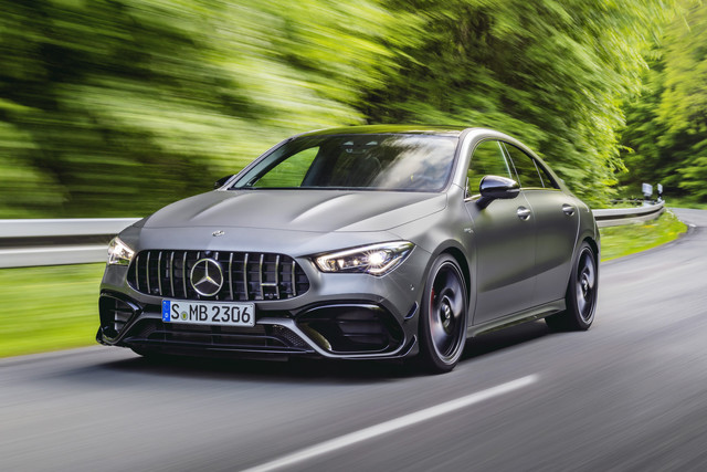 Mercedes-AMG A 45 4Matic+ en CLA 4Matic+