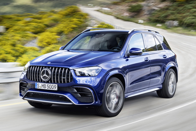 Mercedes-AMG GLE 63 4Matic+