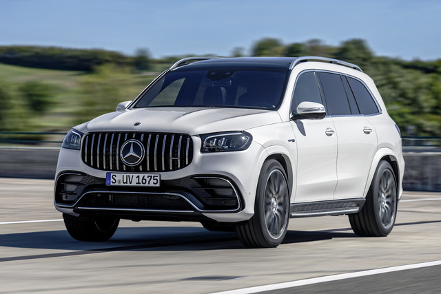 Mercedes-AMG GLS 53 4Matic+
