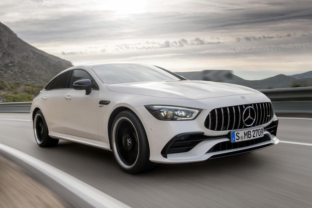Prijzen Mercedes-AMG GT 4-Door Coupé bekend