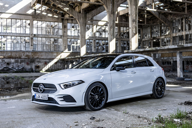 Mercedes-Benz A-Klasse 2018 hatchback