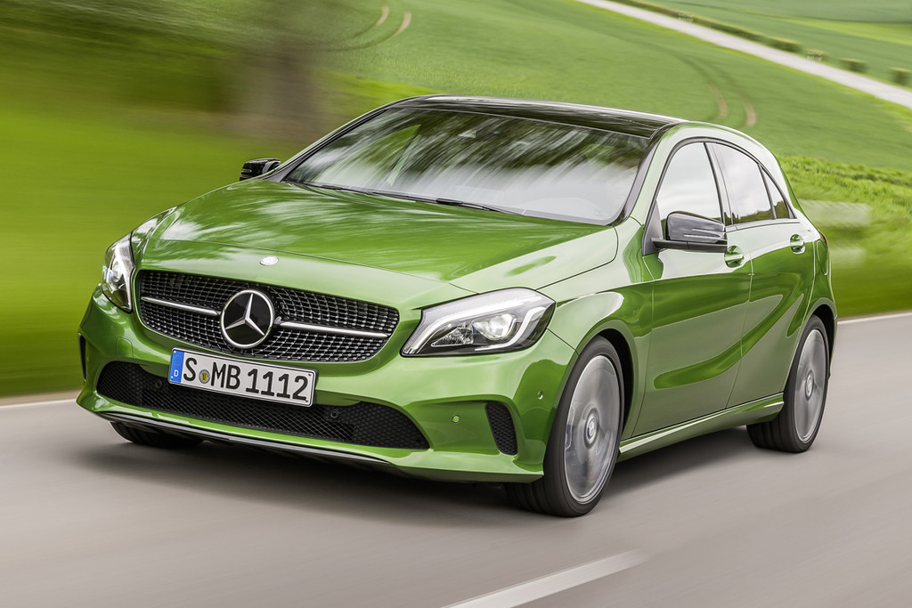 Mercedes benz a klasse vernieuwd autonieuws for Mercedes benz a klasse