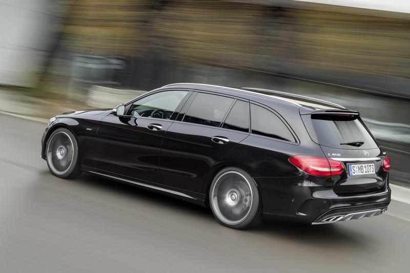 Mercedes-Benz C-Klasse uit voorraad