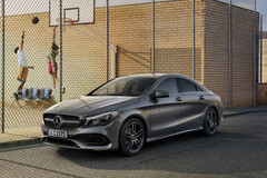 Mercedes-Benz CLA Sport Edition Limited