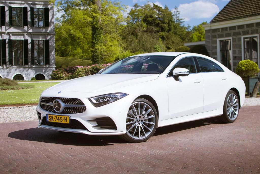 בנפט Test: Mercedes-Benz CLS. Uitgebreide review en foto's | Autokopen.nl XS-39