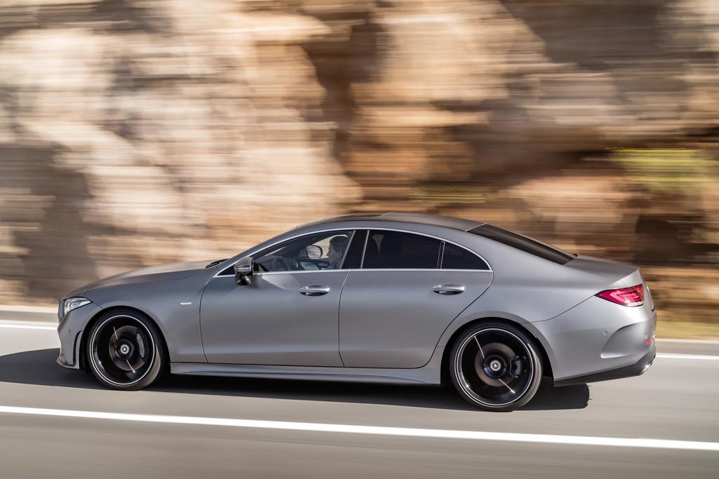 Nieuwe Mercedes Benz Cls Nu Voor Vijf Autonieuws Autokopen Nl