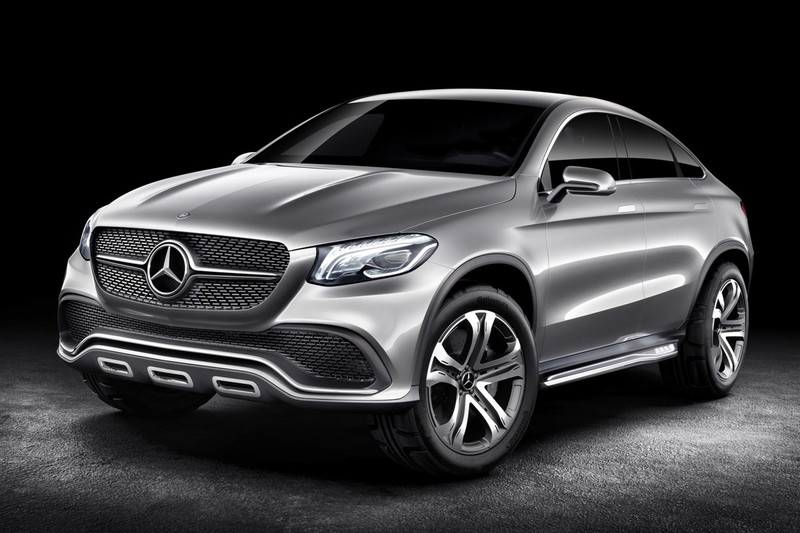 Mercedes benz concept coup suv productiemodel al in 2015 for Mercedes benz in huntsville al