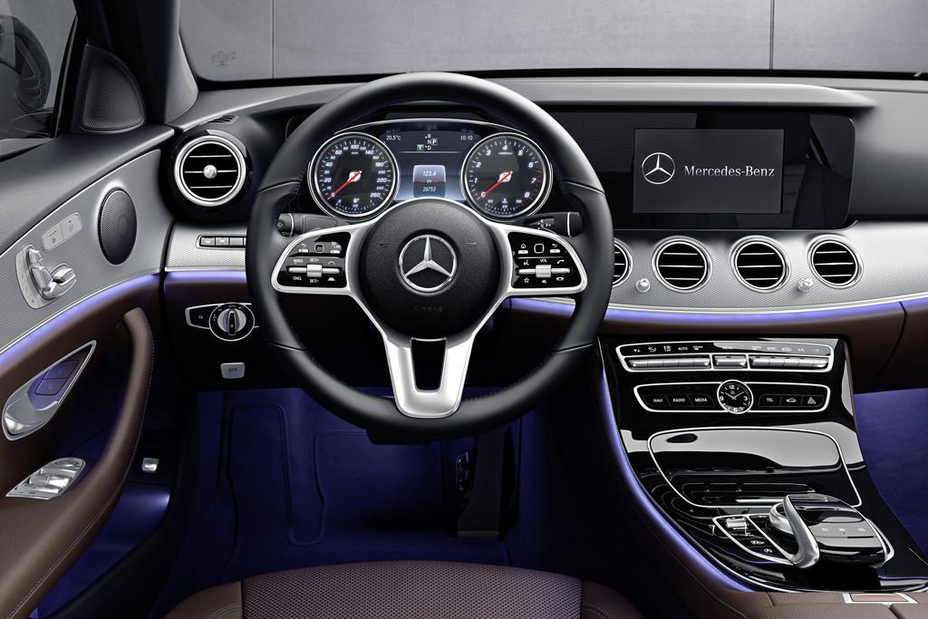 Mercedes Benz E Klasse Krijgt Nieuwe Techniek Autonieuws