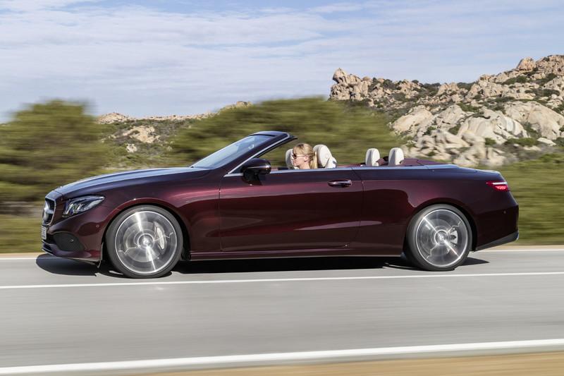 Familie compleet met mercedes benz e klasse cabriolet for Mercedes benz nl