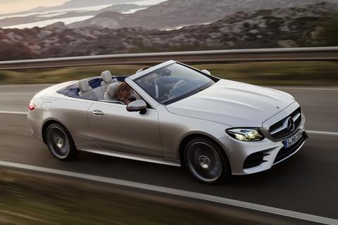 Mercedes-Benz start met voorverkoop E-Klasse Cabriolet