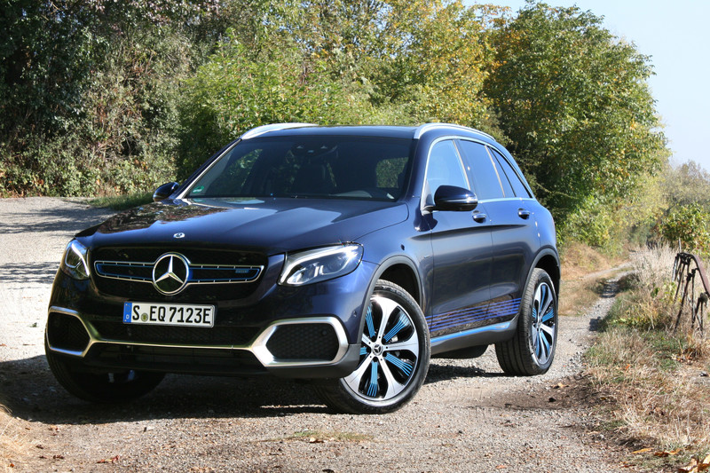 Eerste meters met… de Mercedes-Benz GLC F-Cell