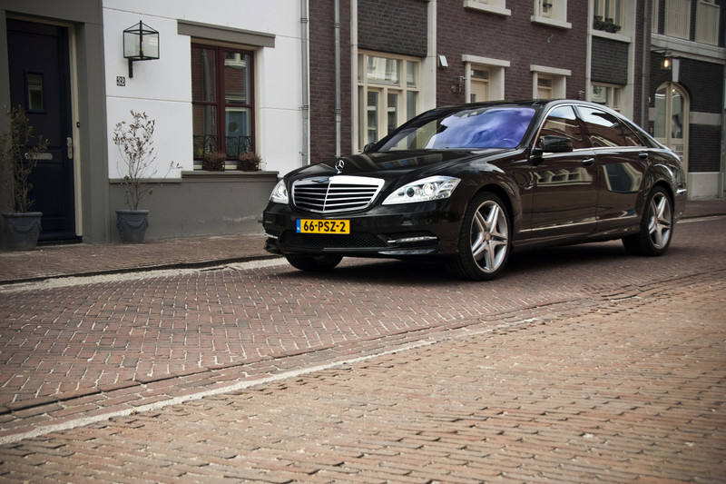Mercedes-Benz S 500 BlueEfficiency Lang