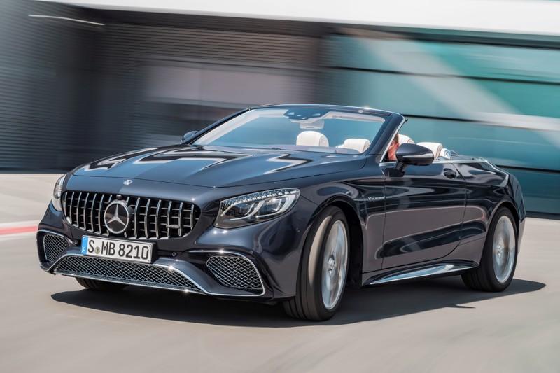 Vernieuwde Mercedes-Benz S-Klasse Coupe en Cabriolet nu te ...