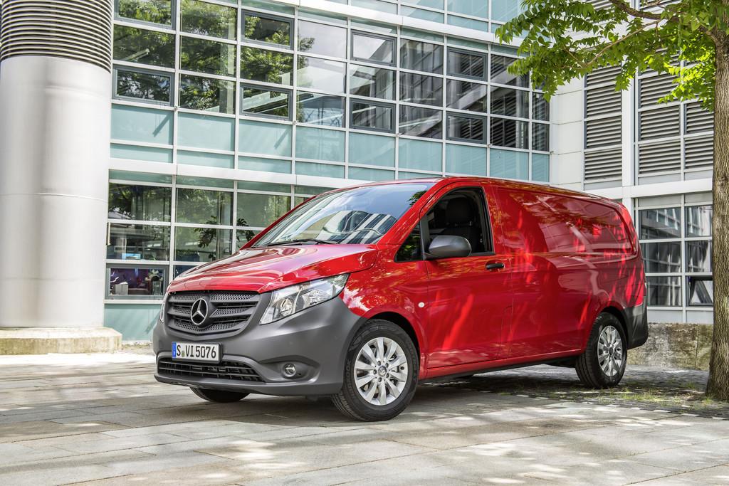 Mercedes Benz Onthult Nieuwe Vito Update Autonieuws Autokopen Nl