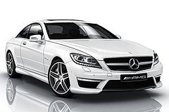 Mercedes CL 63 AMG 2011