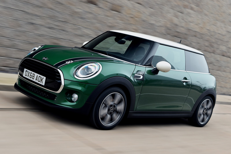 Mini 60 Years Edition met exclusief design