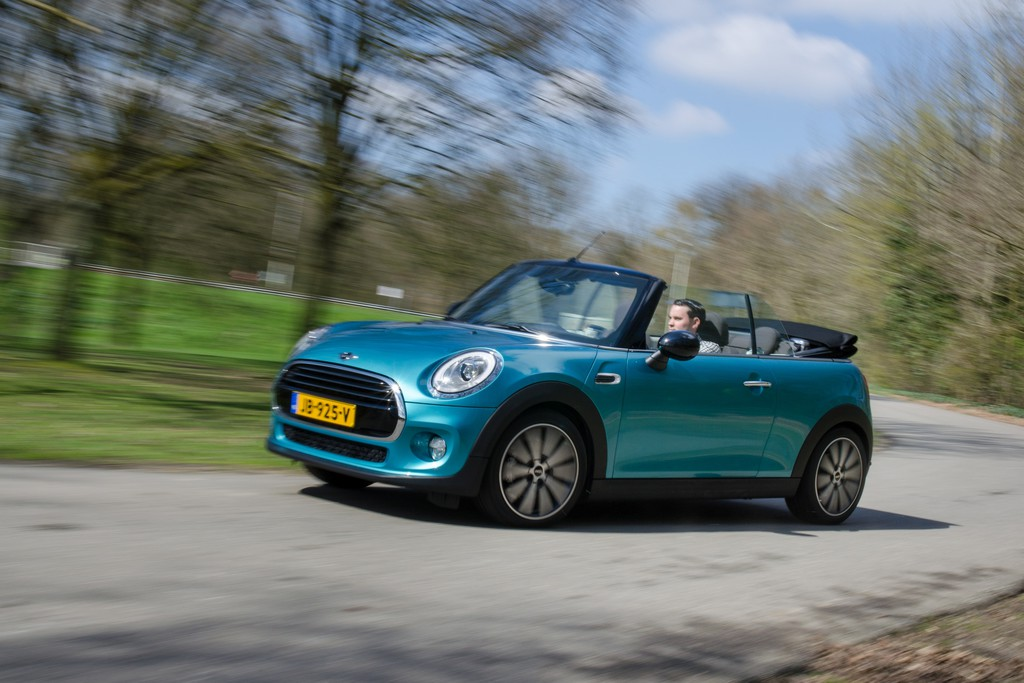 Test Mini Cabrio 2016 Autokopennl