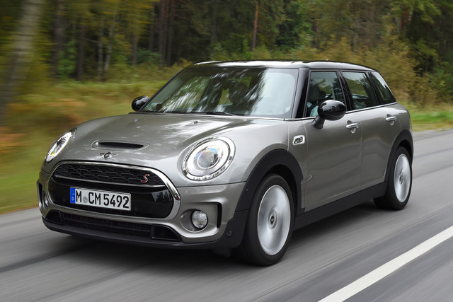 Mini Clubman Business Edition
