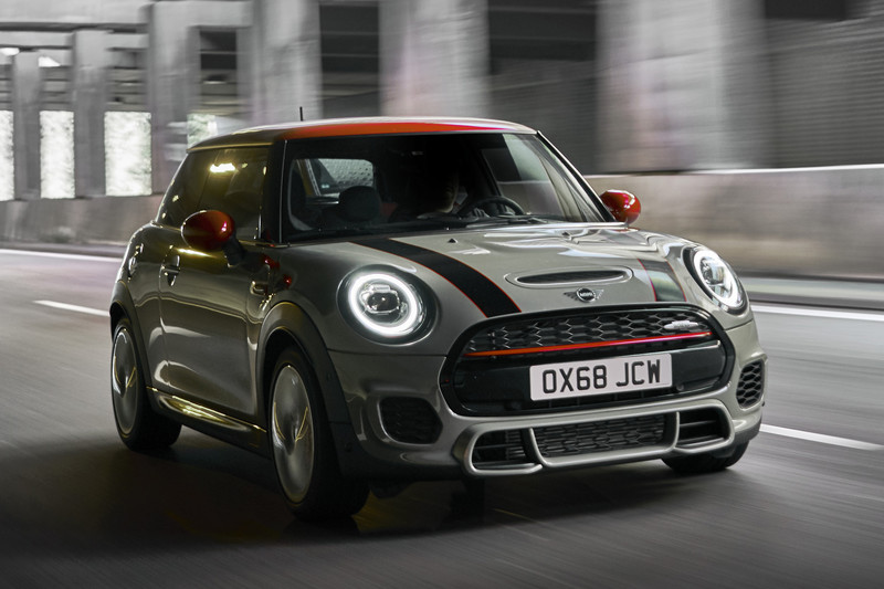 Mini John Cooper Works is terug