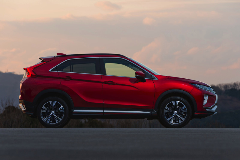 Mitsubishi Eclipse Cross vanaf december in Nederland