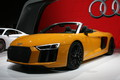 New York 2016: Audi R8 Spyder