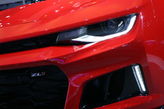 New York 2016: Chevrolet Camaro ZL1