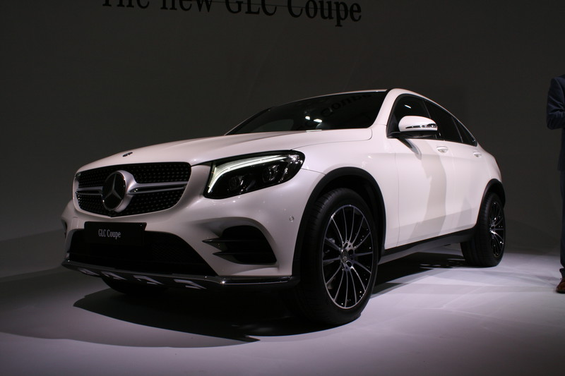 New york 2016 mercedes benz glc coup fotoreportages for Mercedes benz new york ny