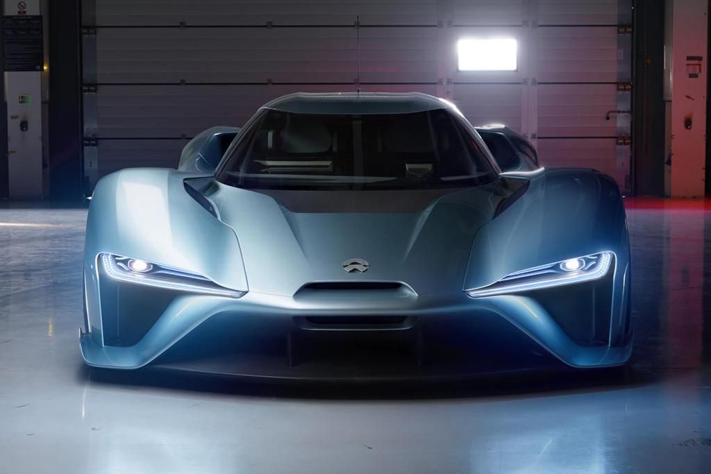 Nio Ep9 Is Snelste Elektrische Auto Ter Wereld Autonieuws
