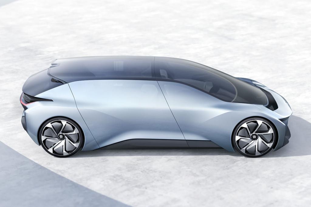 nio wordt realistischer met eve concept car autonieuws. Black Bedroom Furniture Sets. Home Design Ideas