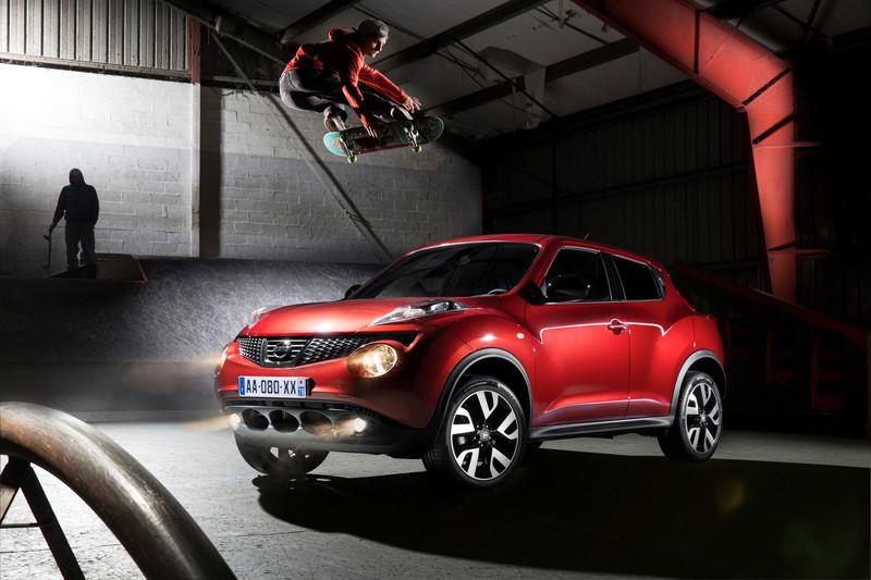 3.000 euro voordeel op de Nissan Juke