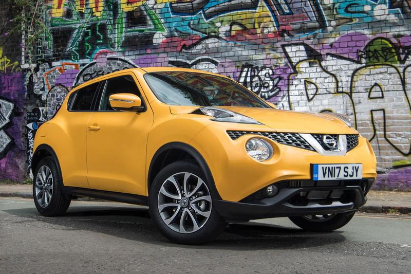 Nissan Juke nu met 3.000 euro korting