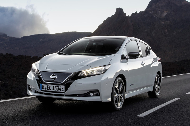 Nissan Leaf private lease upgrade