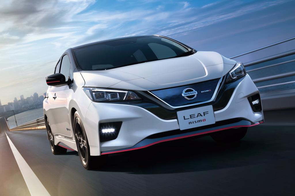 Nissan Leaf Nismo Is Een Feit Autonieuws Autokopen Nl